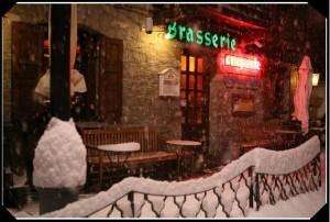 Brasserie winter pics